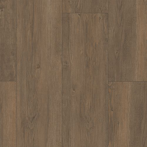 "6"" x 36"" Arrington Chateau Brown Luxury Vinyl Flooring"