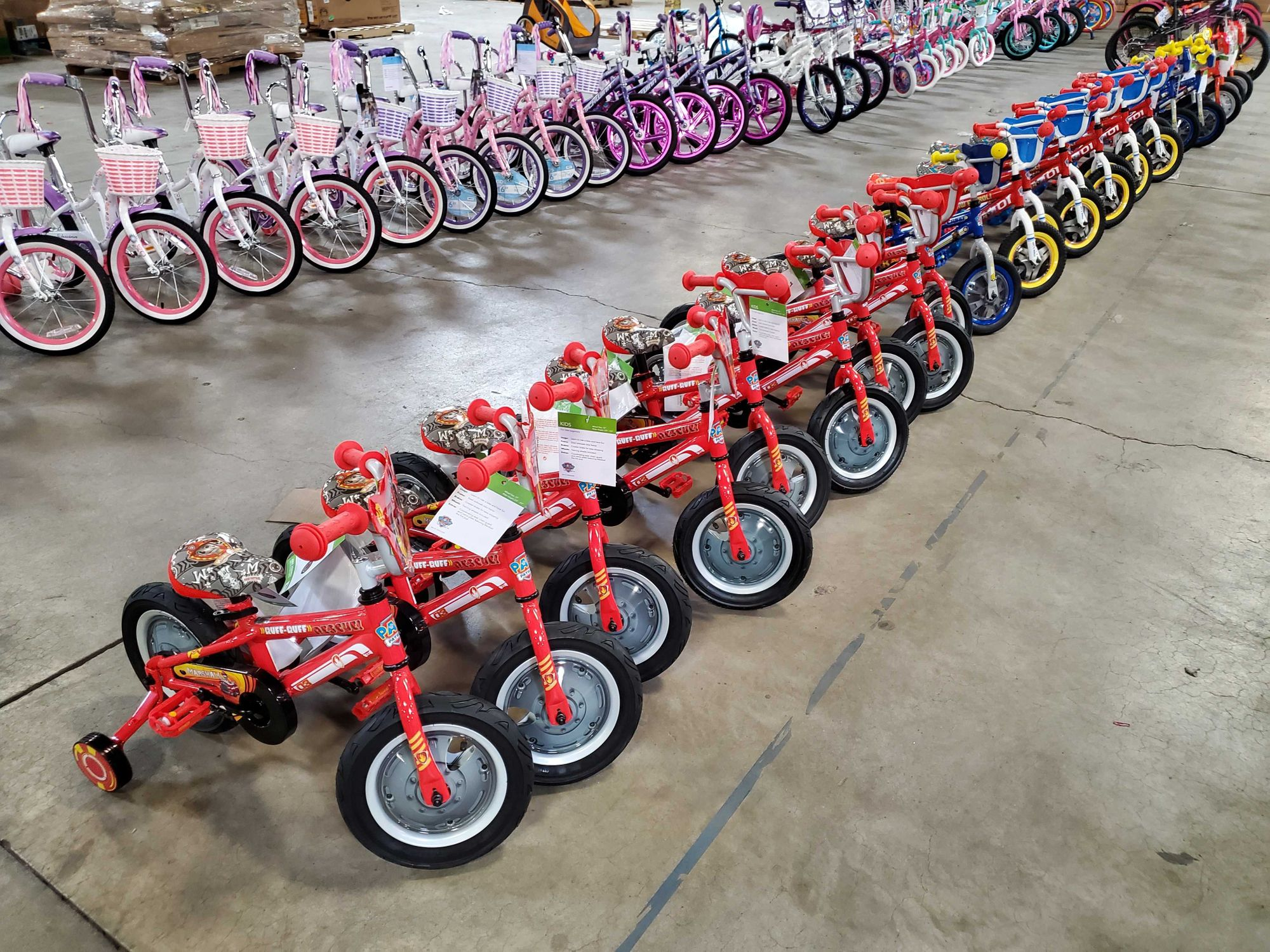 Kids bikes starting under $40!