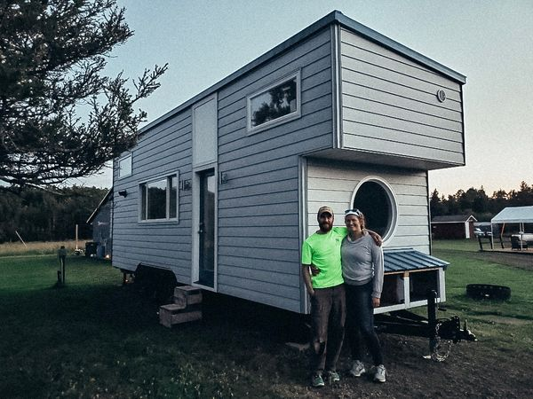 Customer Spotlight: How a DIY-Minded Couple Built their Dream Tiny Home