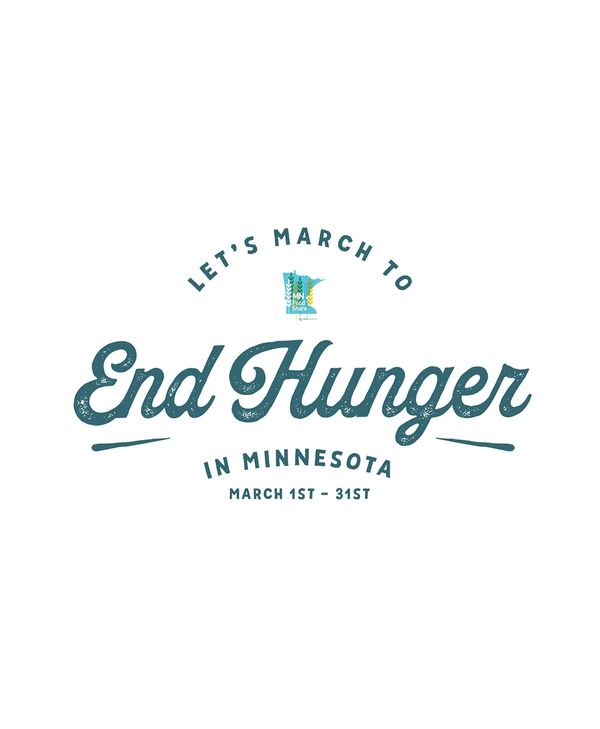 "Let's ""March"" to End Hunger in MN"