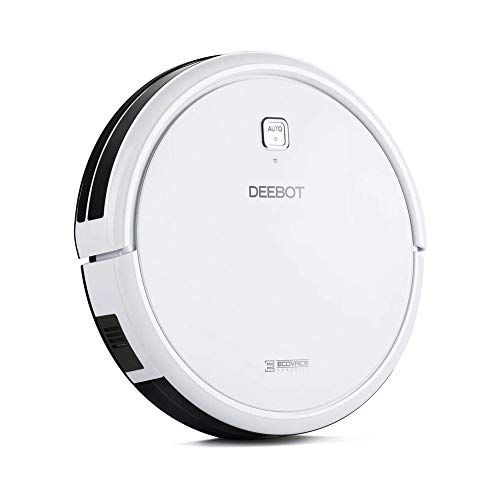 Ecovacs Multi-Surface Robotic Vacuum Cleaner with App Control - $114
