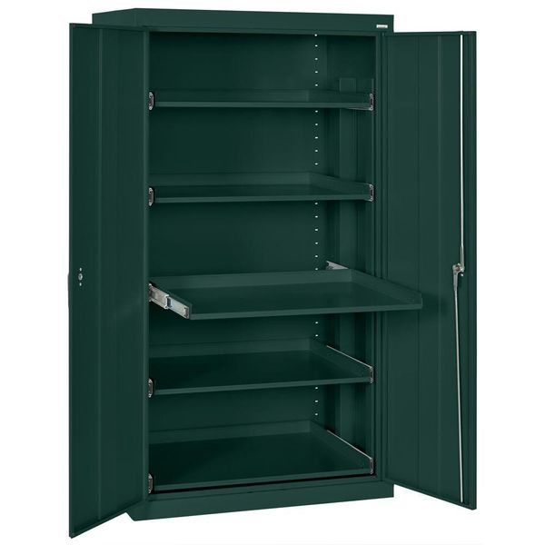Sandusky 66 in. H x 36 in. W x 24 in. D Shelf Heavy Duty Cabinet - $441