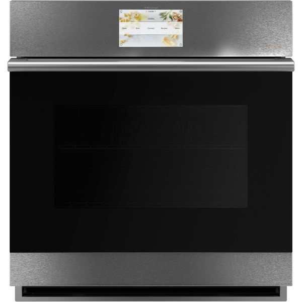 Cafe 27 in. Smart Single Electric Wall Oven with Convection - $1838