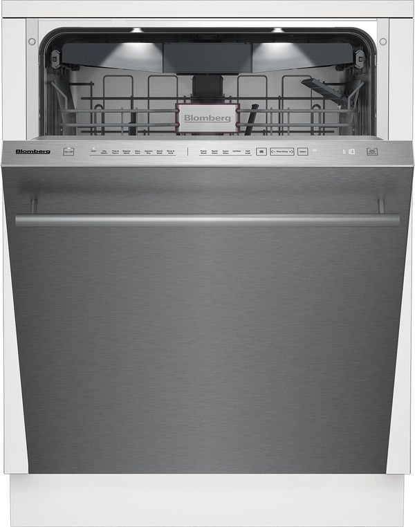 "Blomberg 24"" Tall Tub Top Control Dishwasher - $669"