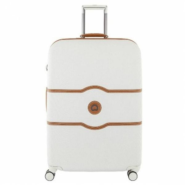 "Delsey Paris Chatelet Hard + 28"" Spinner Luggage - $350"