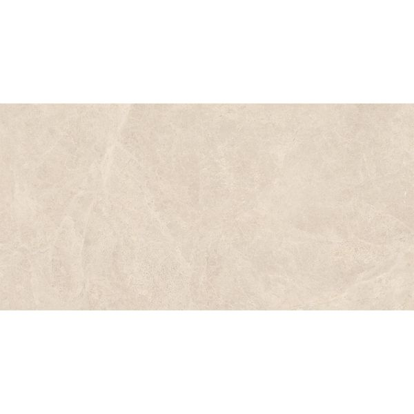"16"" x 32"" Mayfair Allure Ivory Rectified Porcelain Tile - $13"