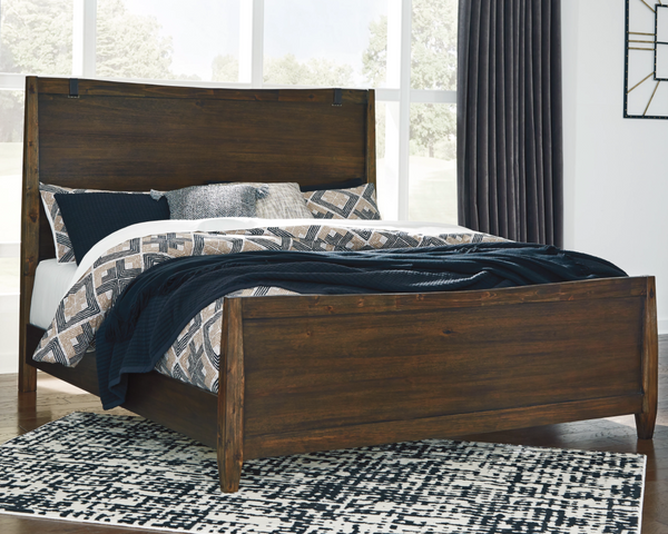 Signature Design by Ashley Kisper Queen Panel Bed - $349