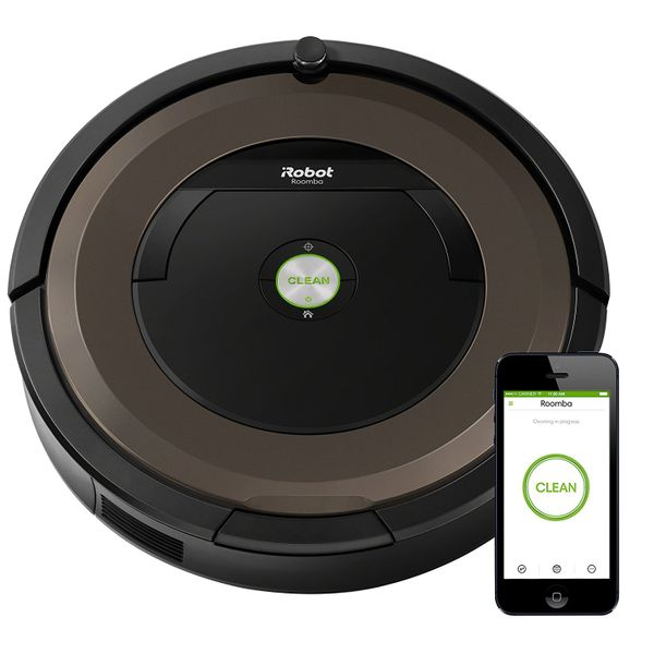 iRobot Roomba Robot Vacuum with Wi-Fi Connectivity - $274