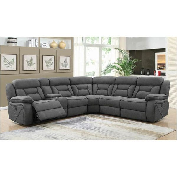 Coaster Higgins Living Room 4 Piece Sectional - $1,999