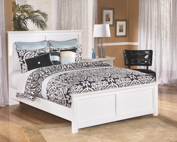 Signature Design by Ashley Bostwick Shoals Queen Panel Bed - $299