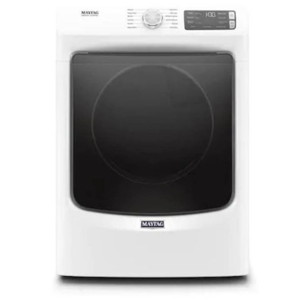 Maytag 7.3-cu ft Stackable Gas Dryer (White) - $824