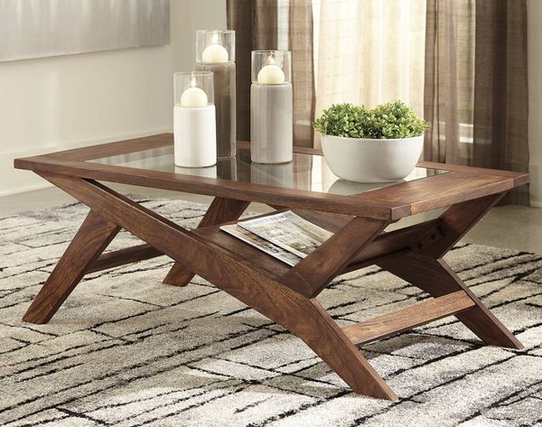 Signature Design by Ashley Charzine Coffee Table - $179