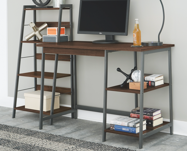 Signature Design by Ashley Soho Home Office Desk with Shelf - $149