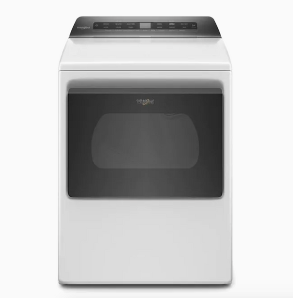 Whirlpool 7.4-cu ft Hamper Door Gas Dryer (White) - $606