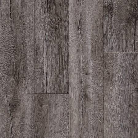 7 in x 48 in Cinder Gray Waterproof Rigid Core Vinyl Plank Flooring - $50