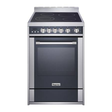 Magic Chef 24 in. 2.2 cu. ft. Electric Range with Convection - $584