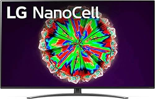 "LG Alexa Built-in NanoCell 81 Series 55"" 4K Smart UHD NanoCell TV - $296"
