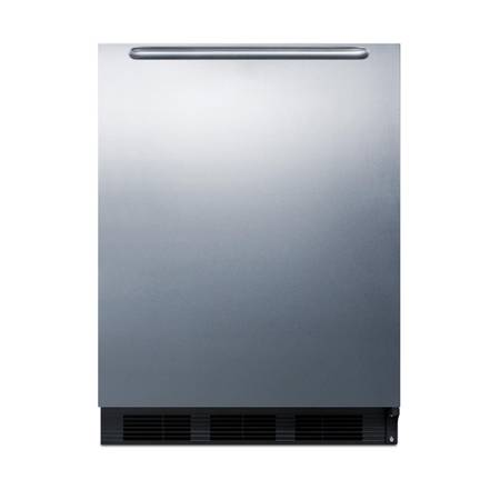 Summit Appliance 5.5 cu. ft. Mini Refrigerator in Stainless Steel - $839