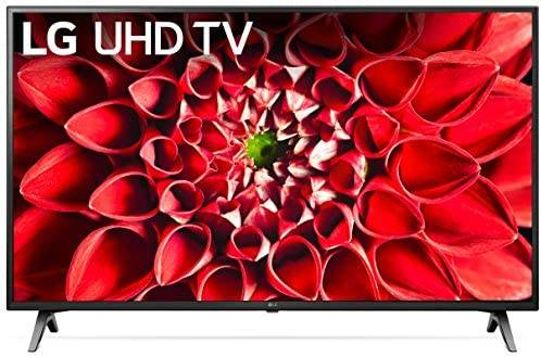 "LG 43UN7000PUB ""Works with"" Alexa UHD 70 Series 43"" 4K Smart TV - $199"