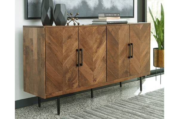 Signature Design by Ashley Prattville Accent Cabinet - $499