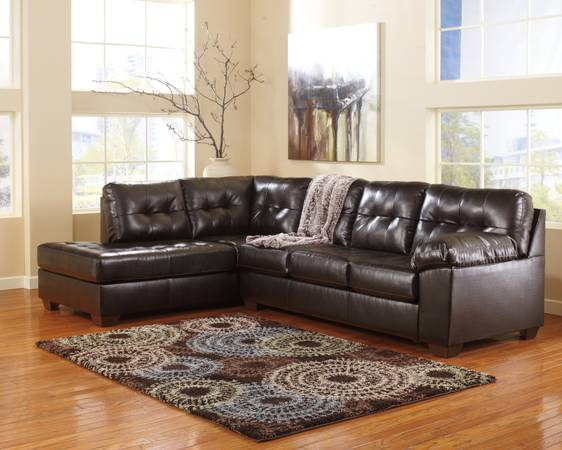 Signature Design by Ashley Alliston 2-Piece Sectional with Chaise - $749