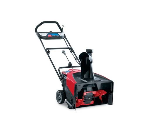 "Toro 21"" 60V MAX Electric Battery Power Clear Snow Blower - $474"