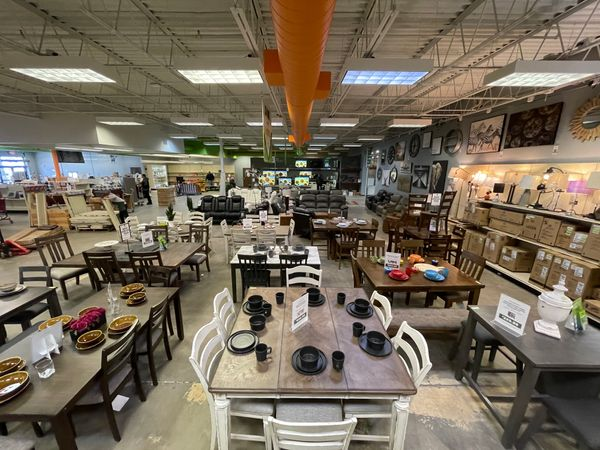 Furniture & Decor Liquidation Sale - 20% Off!