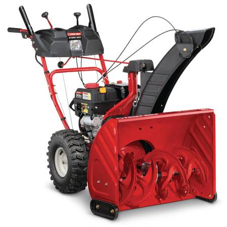 Troy-bilt 26 in. 243 cc 2-Stage Gas Snow Blower - $584