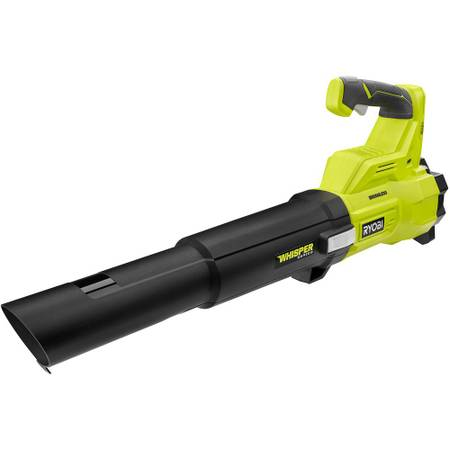 Ryobi Cordless Variable-Speed Lithium-Ion Jet Fan Blower - $104