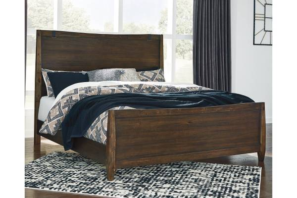 Signature Design by Ashley Kisper King Panel Bed - $529