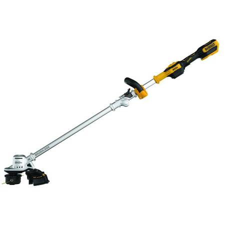 Dewalt 20-Volt Electric Cordless Brushless String Trimmer (Tool Only) - $111