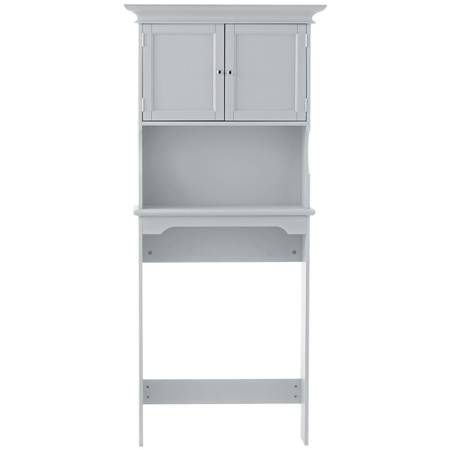Hampton Harbor 30 in. Space Saver in Dove Grey - $85