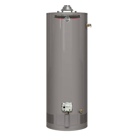Rheem Performance Platinum 50 Gal. Tall 40,000 BTU Water Heater - $428