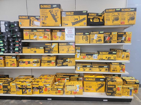 More Power Tools, Lawn Mowers & Outdoor Power Equipment Available!
